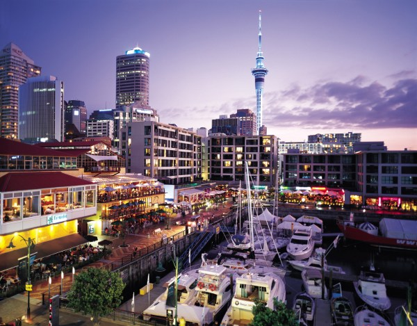 Hours In Auckland City - Black Label