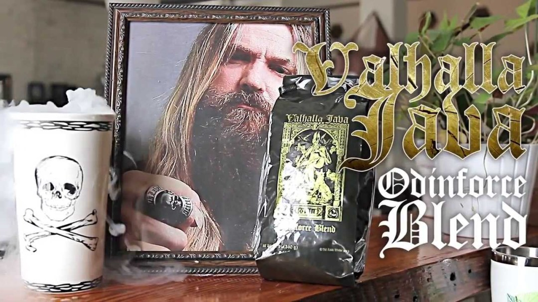 zakk wylde deathwish coffee odinforce blend