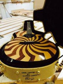 zakk wylde loucin guitar