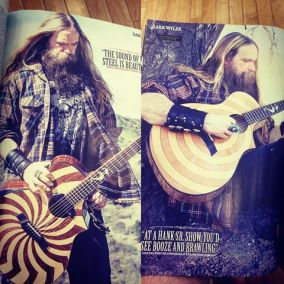 zakk wylde loucin guitars magazine ads