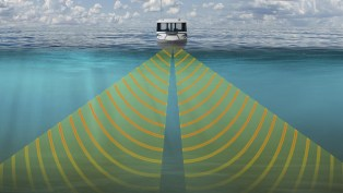 Hull Mounted Sonar in Deeper Water