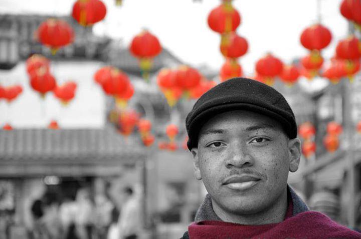 Tony reyes Black Life China