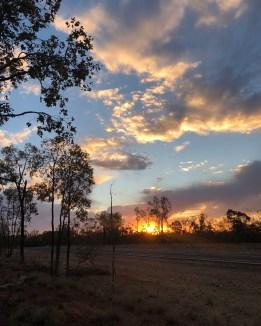 Black Opal country Australian outback