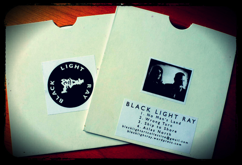 Black Light Ray next play Fri 20th March in Sheffield (2/2)