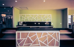 Reatil Interior by Blackline Interiors