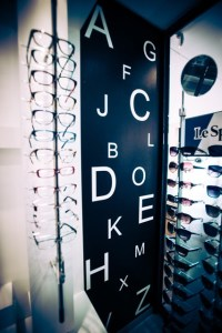 Becker and Becker Optometrist interior design