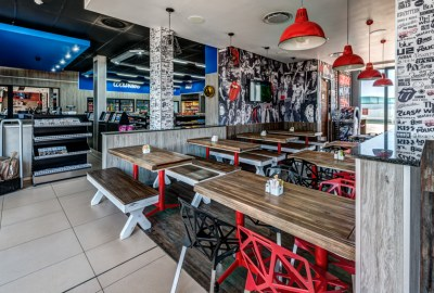 Restaurant design South Africa