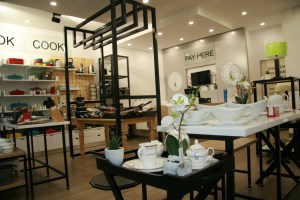 The Kitchen retail Interior design by Blackline Retail Interiors