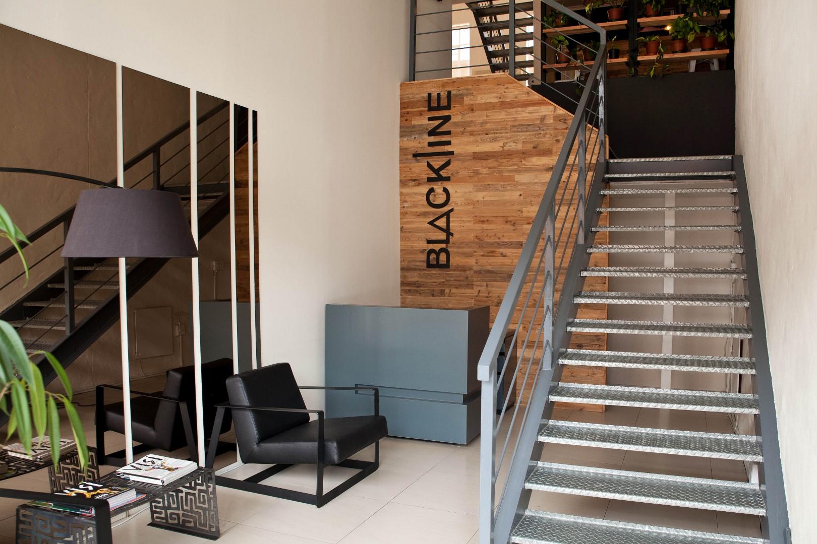 blackline interiors office interior design