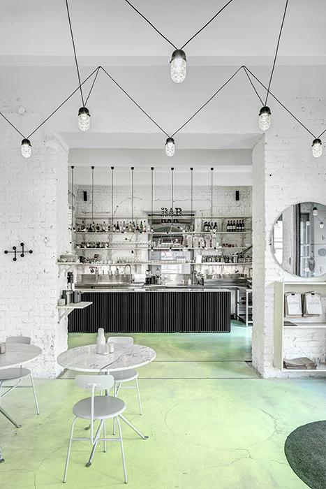 retail and restaurant design
