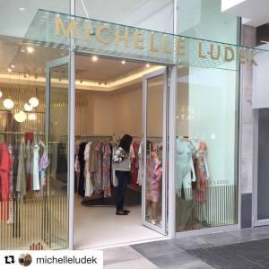 michelle ludek retail store design