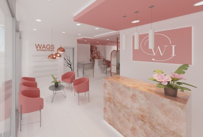 WAGS interior design by blackline retail interiors