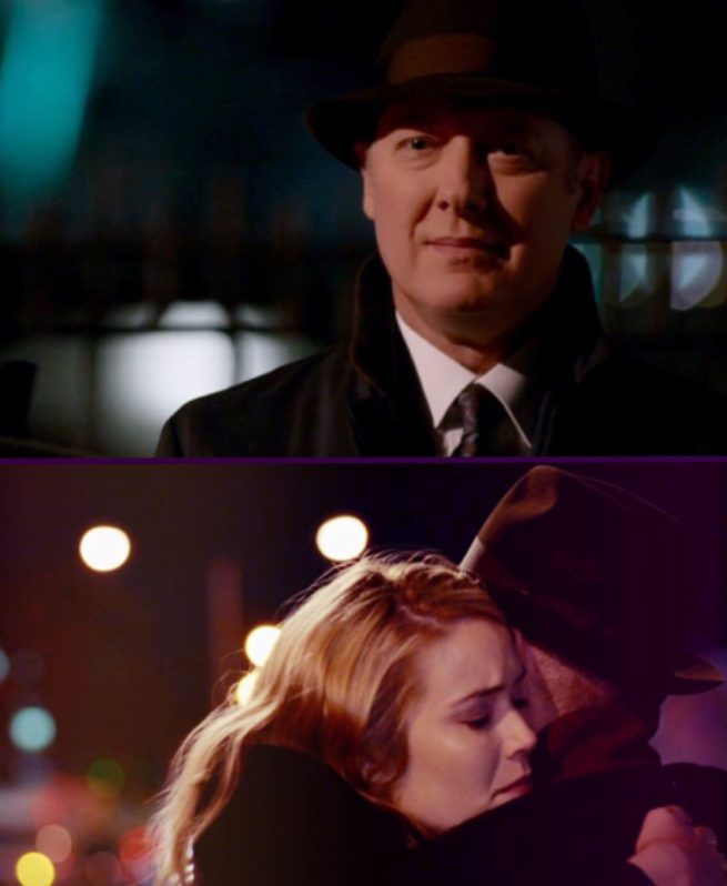 James Spader & Megan Boone [3:10 The Director Pt 2]