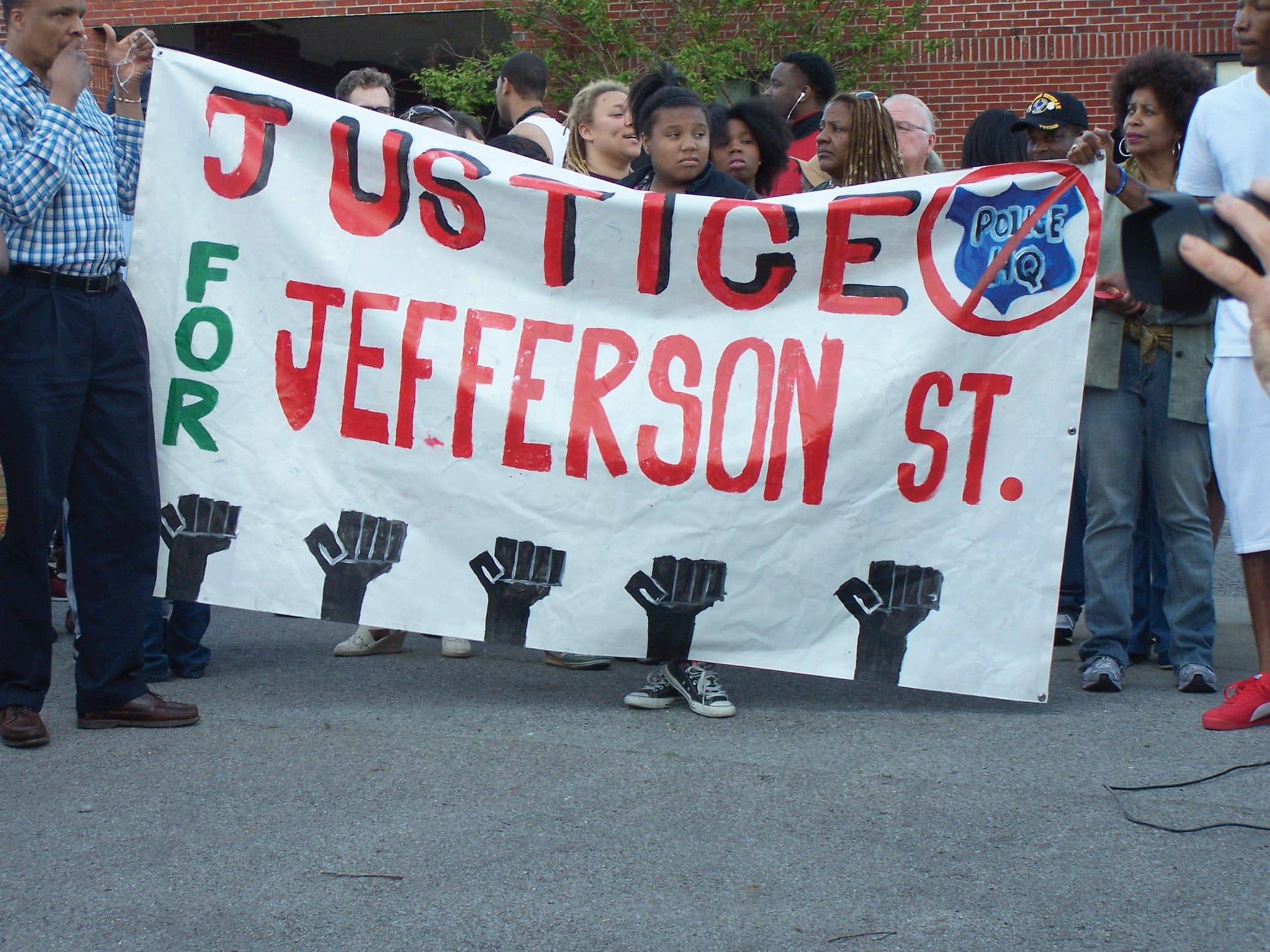 justice for jefferson street