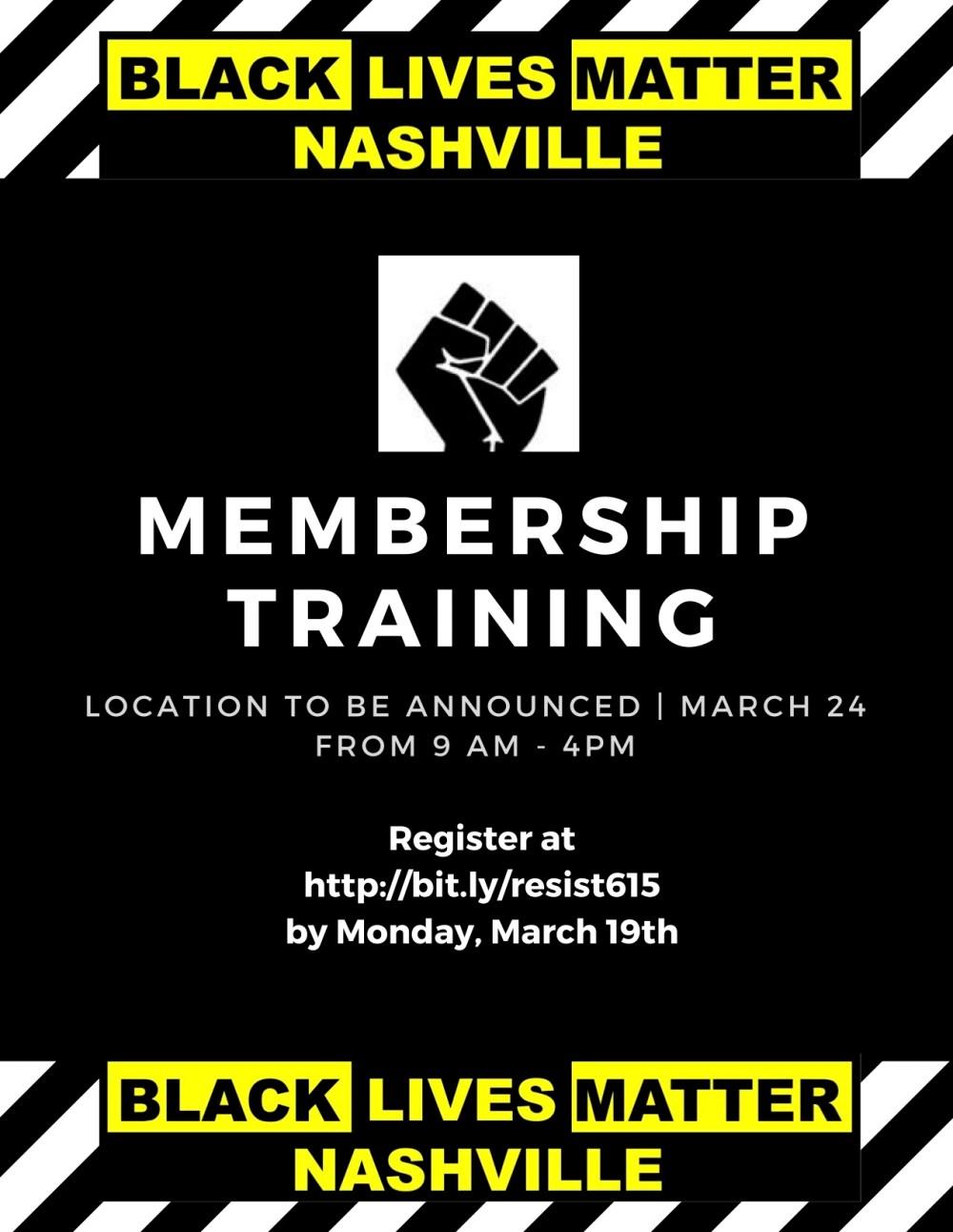 register for black lives