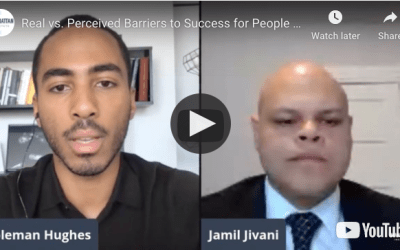 Real Vs. Perceived Barriers To Success For People Of Color