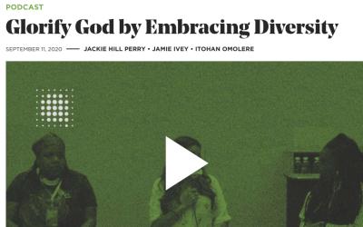 Glorify God by Embracing Diversity