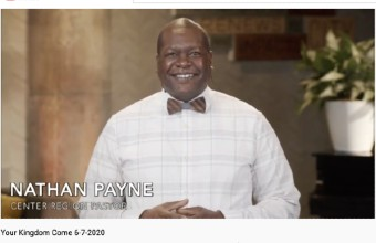 """""""In the Kingdom of God, Making Peace Is a Family Trait""""   Pastor Nathan Payne"""