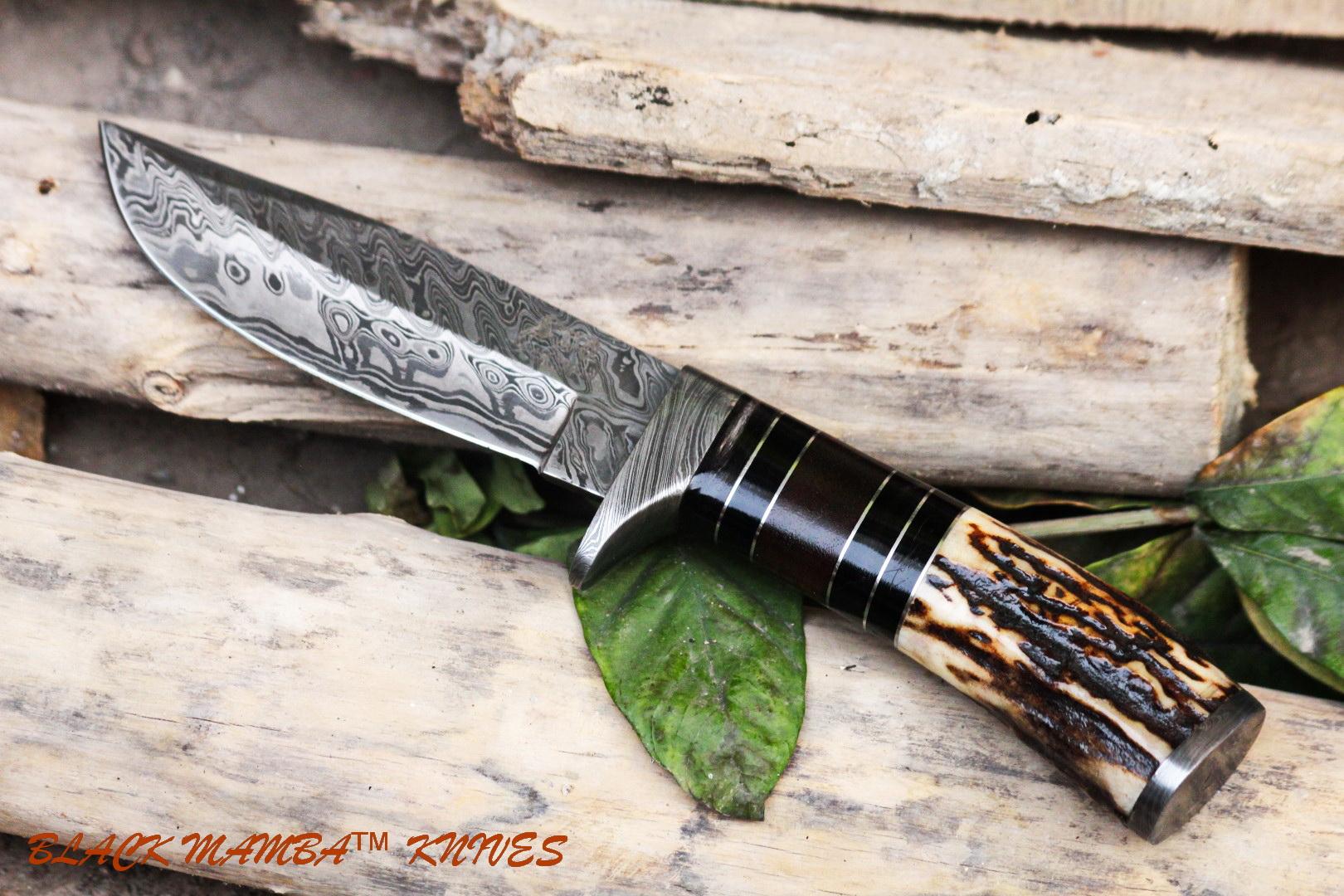 BMK-104 Scorpion Custom Knives Hunting Knives Pocket Knives