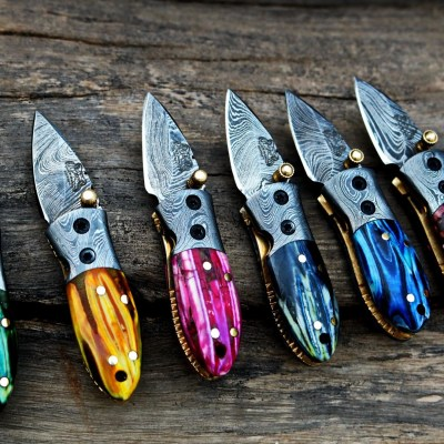 MAMMOTH KNIVES - Black Mamba™ Knives