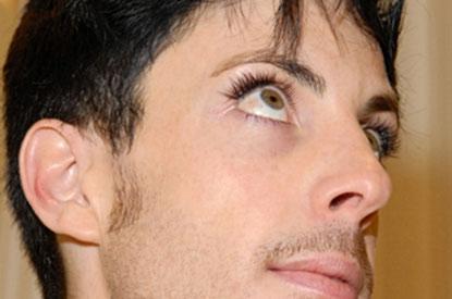 beauty news false lashes