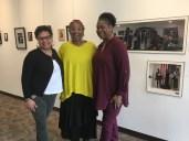 Lissa Jones with Robin Hickman and Hawona Sullivan Janzen