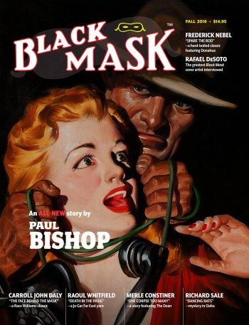 Black Mask #1 (Fall 2016)