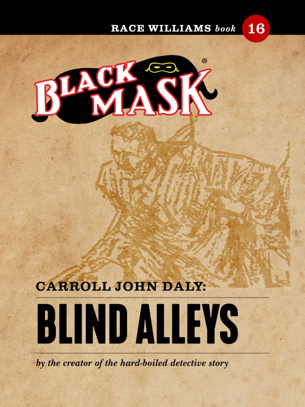 Race Williams #16: Blind Alleys