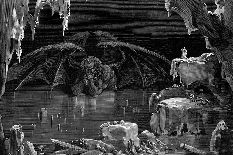 Episode 11 – Burn, Baby, Burn (Dante's Inferno)