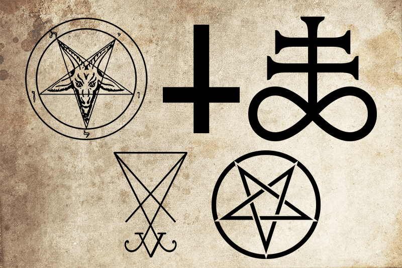 Episode 30 Devil Decoder Satanic Symbols Explained Black Mass