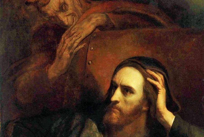 Episode 61 – Why Satan? with Stephen Bradford Long