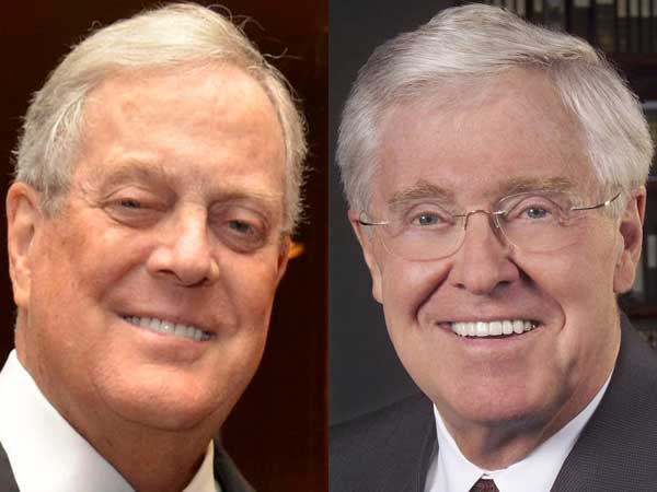 Koch Brothers Connecting with African Americans?