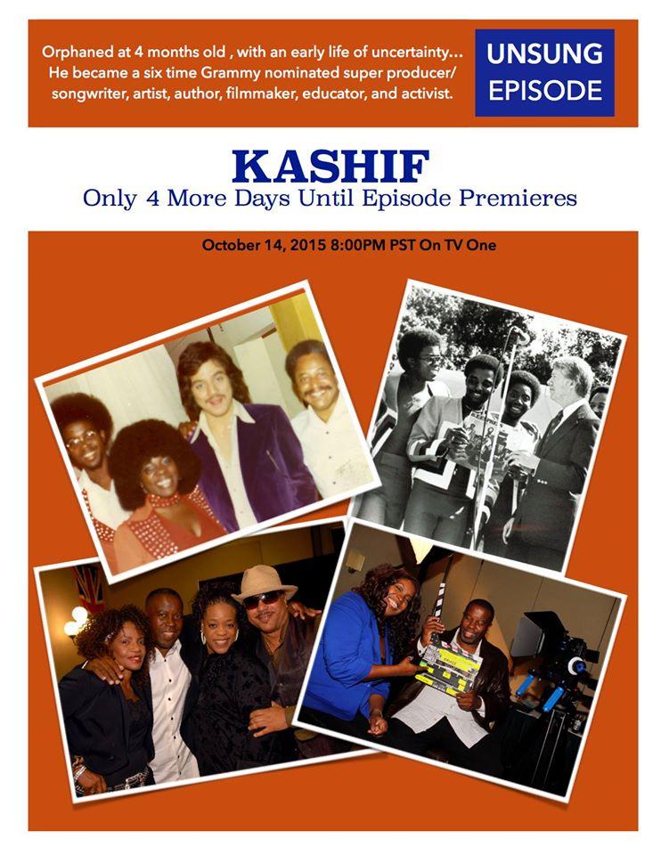 Kashif Poster