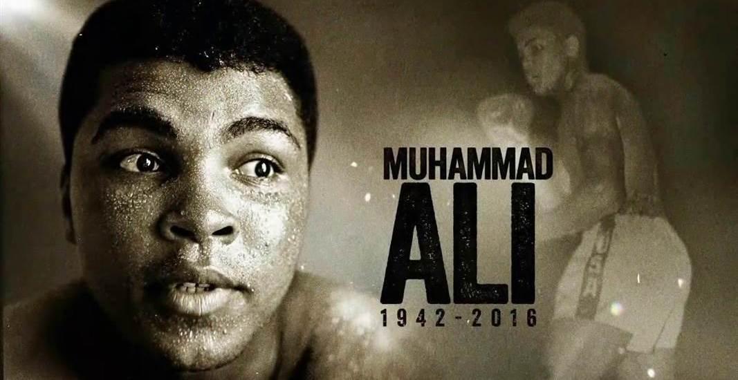 Muhammad Ali Tribute and Memorabilia at Ben's Chili