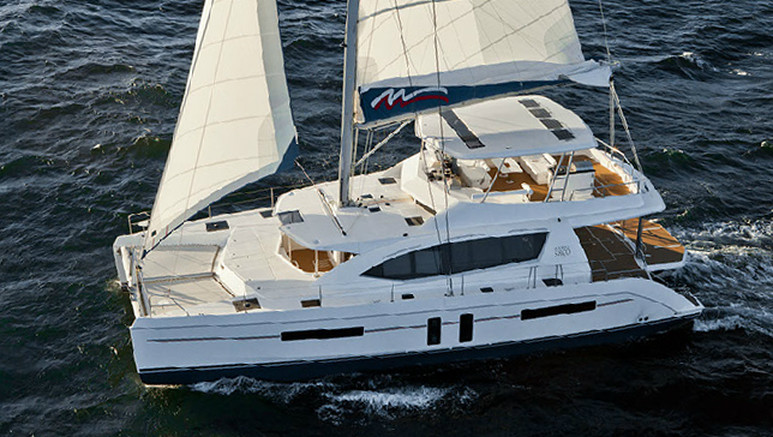 Moorings 5800 CAT