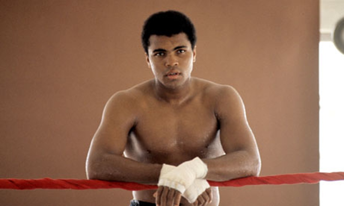 Rare Interview with Harold Bell About His Relationship with Muhammad Ali by Gary Johnson