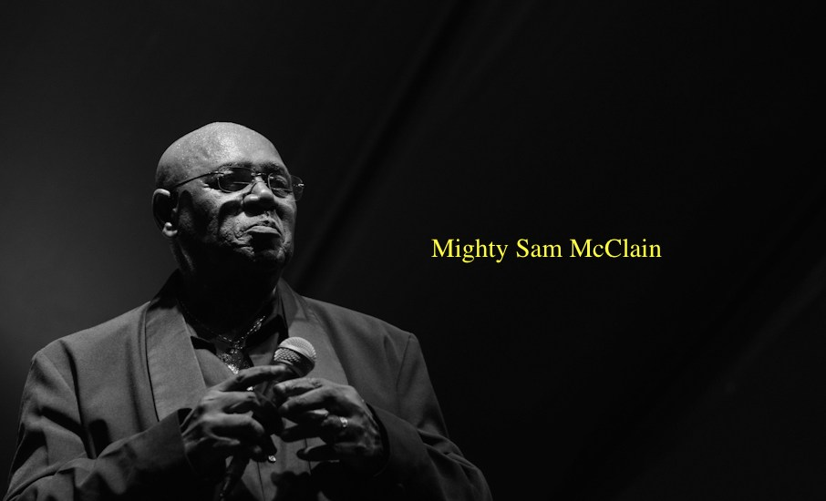 Time and Change – The Last Recordings of Mighty Sam McClain