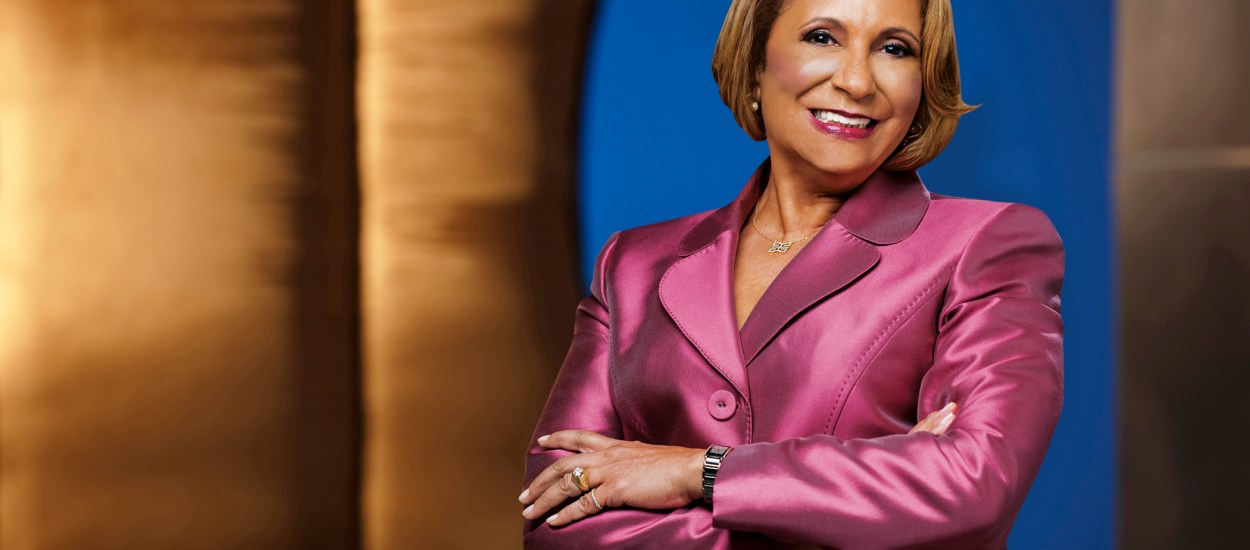 Business Exchange:  Cathy Hughes – Black Business Icon