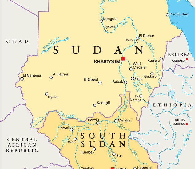 Business Exchange Column – Sudan is Open for Business by William Reed