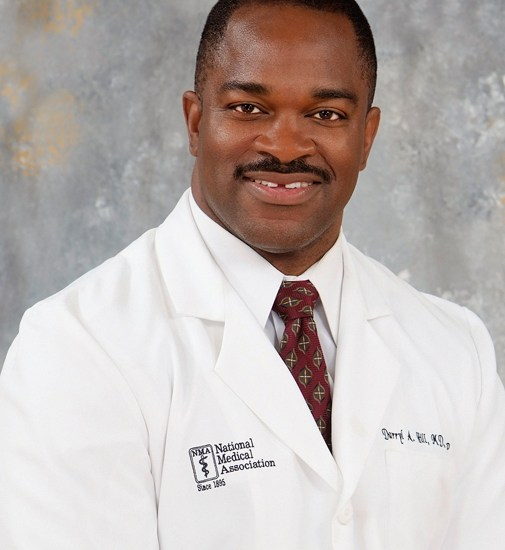 "New Health Column:  ""Check Up"" featuring Dr. Darryl A. Hill"
