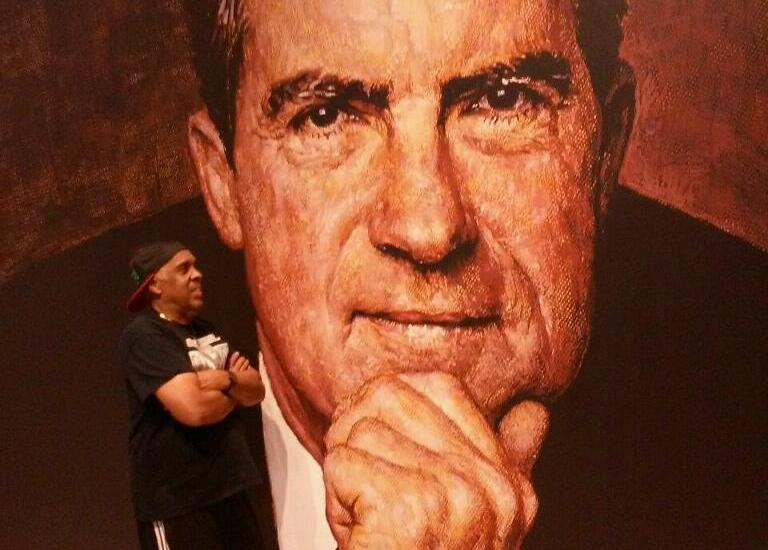 An Unlikely Pair:  Richard Nixon and Harold Bell – A 60 Year Journey