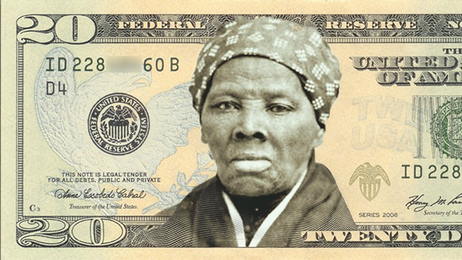 Put Harriet Tubman On The 20 Bill By William Reed Black Men In