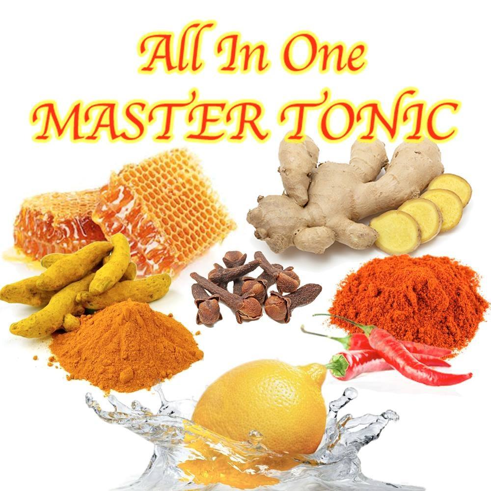 The All-In-One Master Tonic