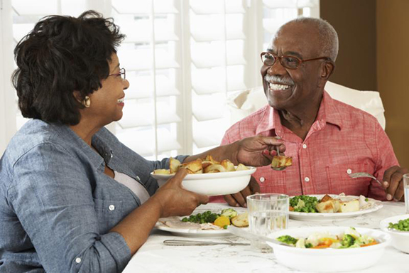 A Senior's Guide to Healthy Eating