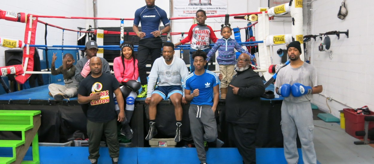 Diamonds N The Ruff Boxing Gym Does A Lot More Than Boxing