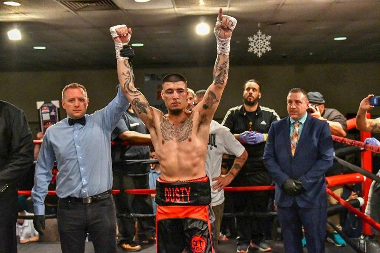 Dusty Harrison Wins at Rosecroft