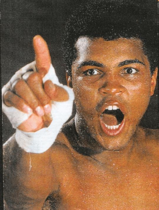 """Friendship"" Through The Eyes of Muhammad Ali"