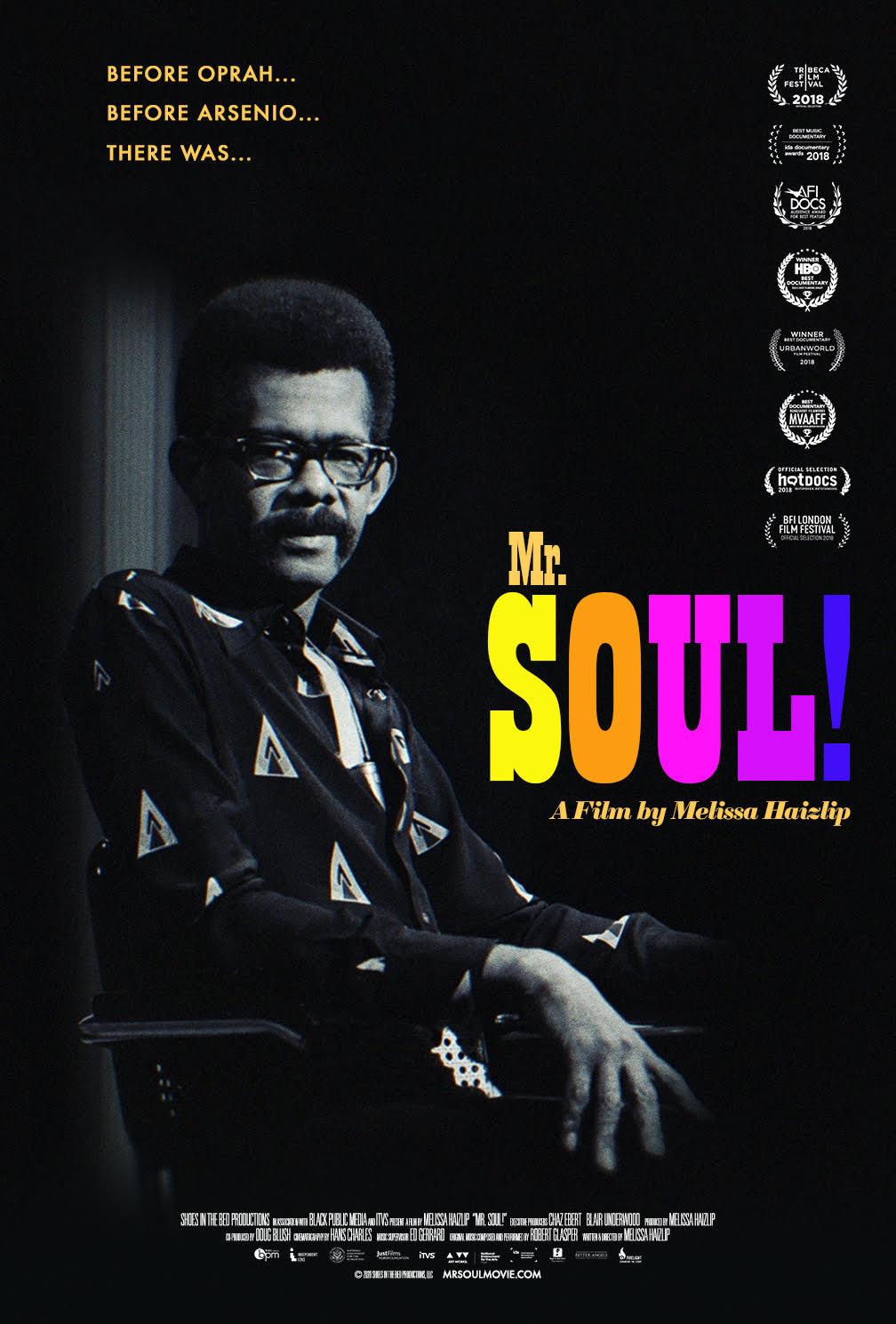 "Ellis Haizlip was ""Mr. Soul"" a Film by Melissa Haizlip"