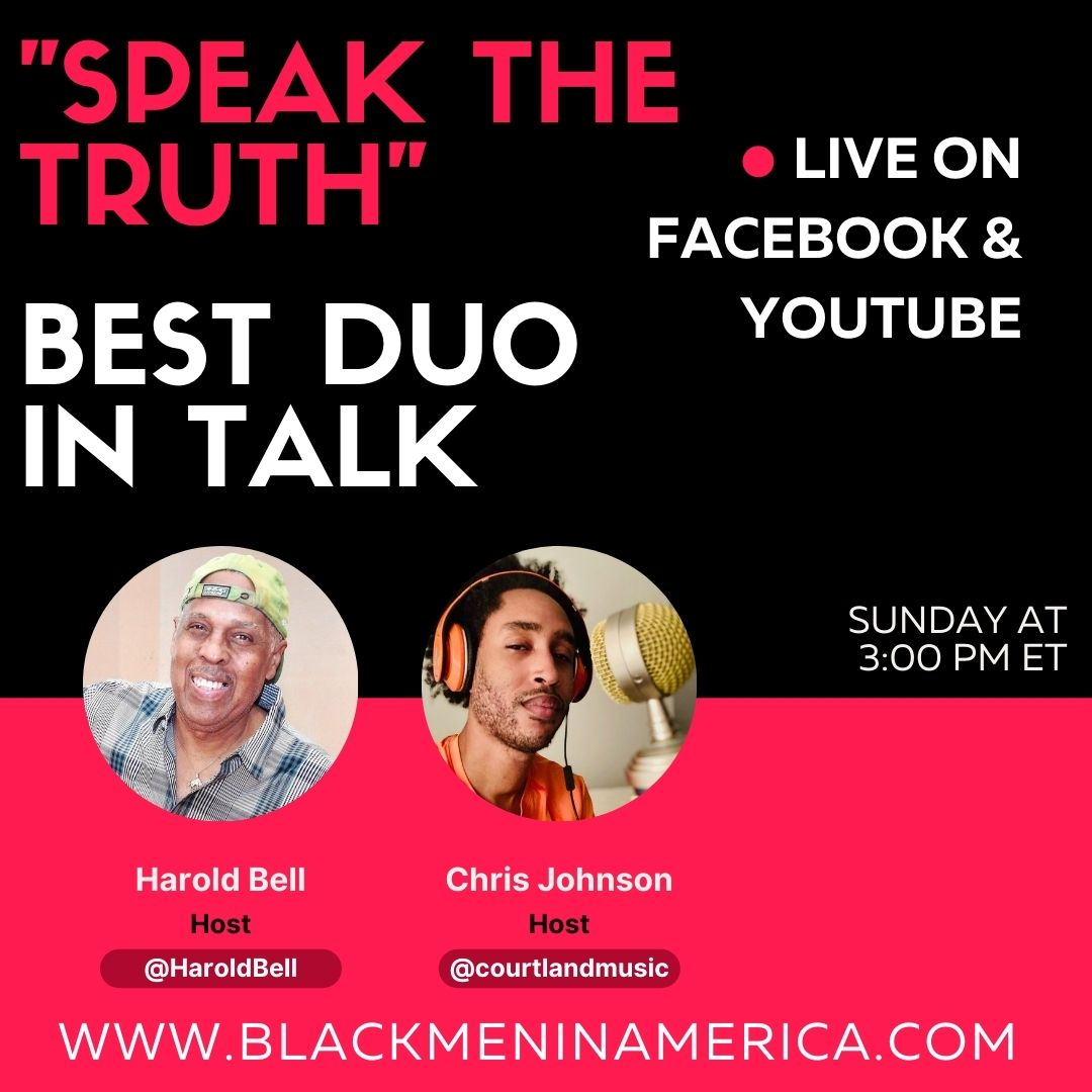 """""""Speak The Truth"""" with Music Impresario Leon D. Youngblood, Sr."""