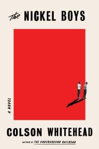 Nickel Boys book cover